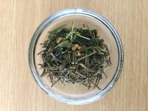玄米茶とあまちゃづる画像