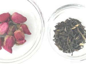 マイカイ花とジャスミンティー