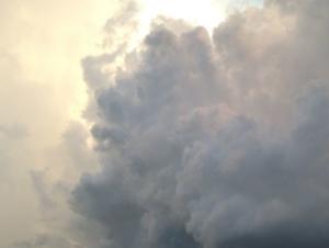 雲イメージ画像