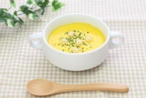 コーンスープ画像