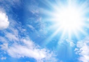 日差しイメージ画像