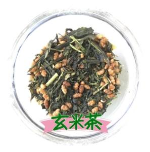 玄米茶画像