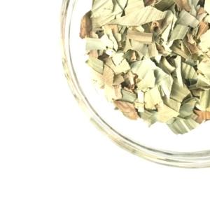 クマ笹茶葉画像