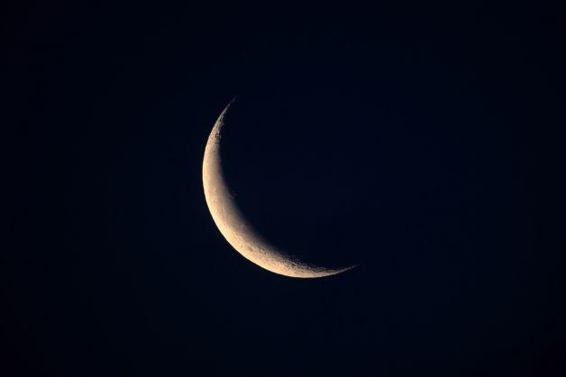 三日月画像