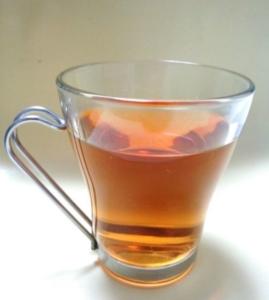 お茶カップ画像