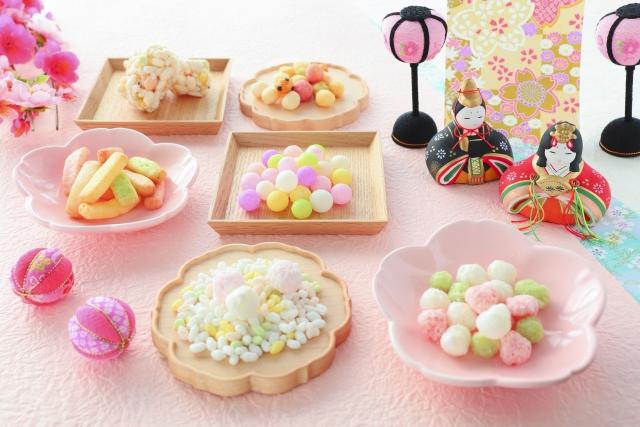 雛祭り画像